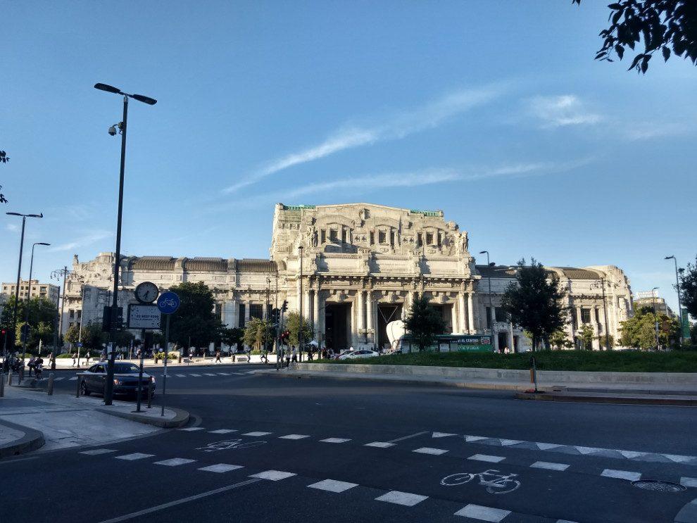 Milano – Stazione Centrale