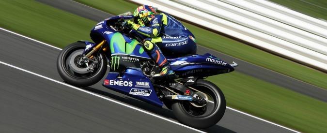 MotoGp di Aragon, Valentino Rossi terzo alle qualifiche: partirà dalla prima fila