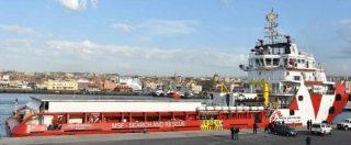 """Migranti, Msf: """"Sospendiamo l'attività di soccorso dopo le minacce della Guardia costiera libica"""""""