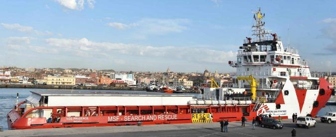 """Migranti, """"a Trapani indagini anche su Medici senza frontiere"""". La Ong smentisce: """"Accuse vecchie di mesi"""""""