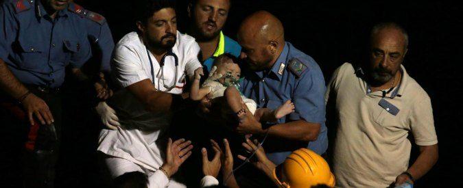 Terremoto a Ischia, se uno Stato premia i suoi eroi con una pacca sulla spalla