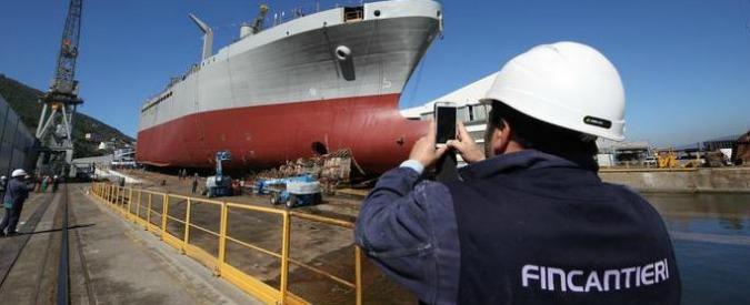 Fincantieri, firmato contratto con il Qatar: commessa da 5 miliardi per sette navi militari
