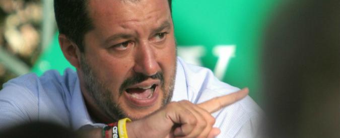 """Ius soli, Salvini: """"Se Papa Francesco lo vuole in Vaticano, faccia pure"""""""