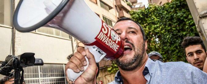 Le orazioni funebri di Matteo Salvini