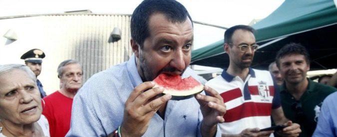 Matteo Salvini non osi sfiorare il tema della scorta a Roberto Saviano