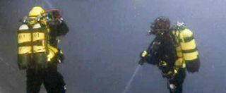"""Sub morti a Ischia, recuperato il corpo della 13enne e le bombole dell'istruttore. """"Intrappolati per via del fango"""""""