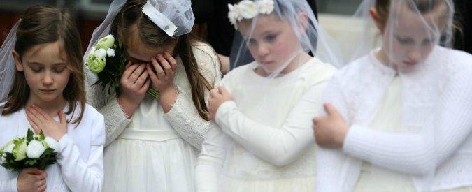 Spose bambine, perché è un problema che ci tocca da vicino