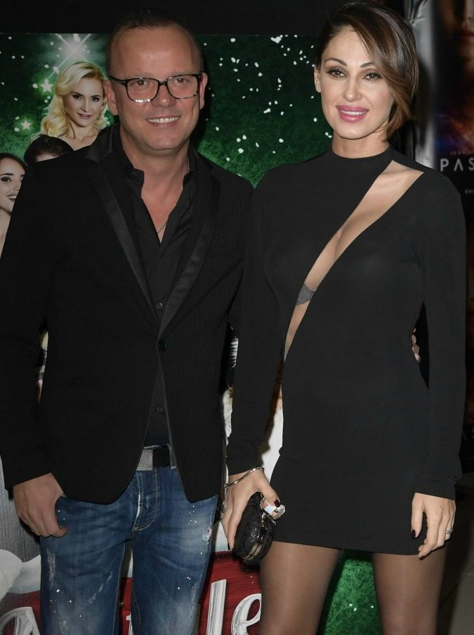 """Gigi D'Alessio e Anna Tatangelo si sposano: la proposta nella notte. """"Siamo tornati insieme per la famiglia"""""""