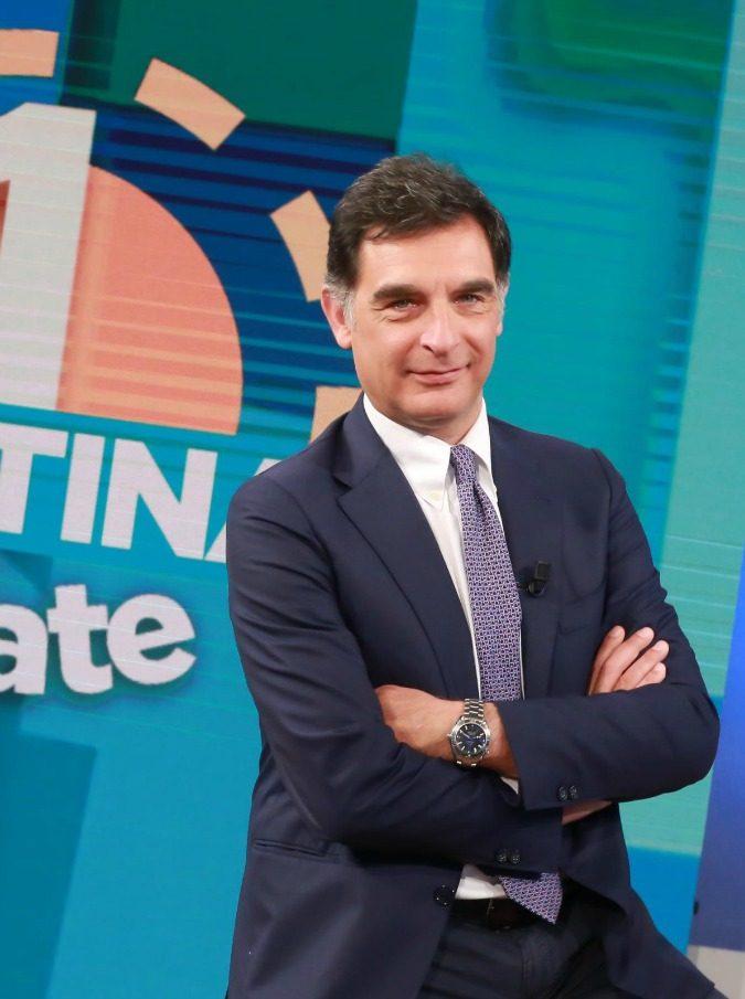 """Ischia, il sindaco accusa i media e Tiberio Timperi lascia lo studio di UnoMattina: """"Faccia lei, arrivederci"""""""