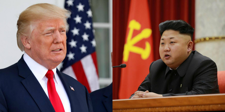 """Trump, vertice con Kim Jong-un il 12 giugno a Singapore. """"Momento speciale per la pace nel mondo"""""""