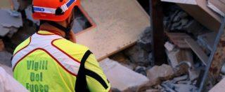 """Terremoto Ischia, Cgil: """"Vigili del fuoco ancora sotto organico e sottopagati. Indignati col governo delle promesse"""""""