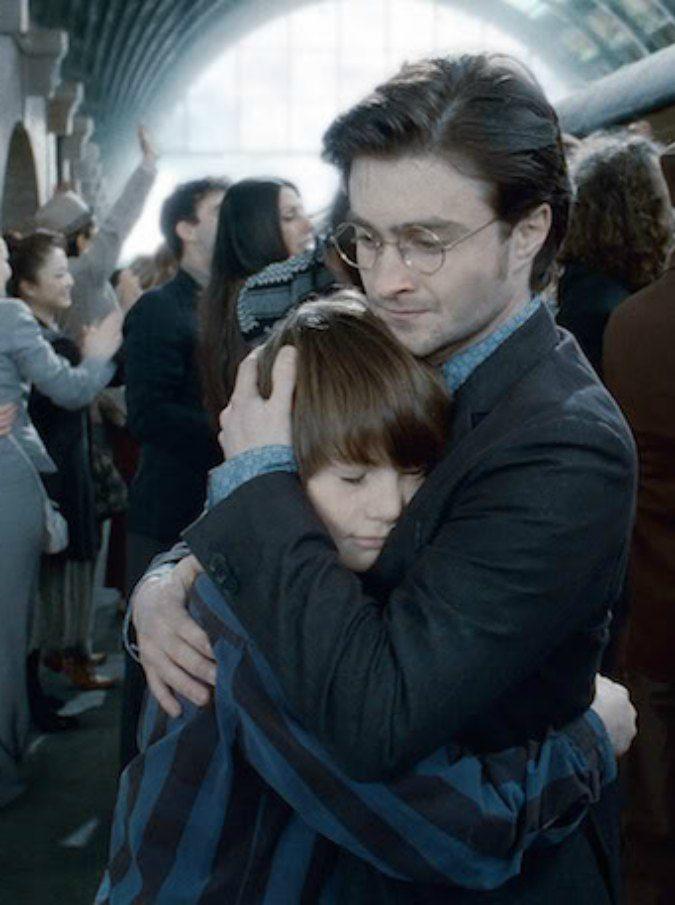 Harry Potter, 19 anni dopo: oggi il primo giorno di scuola di Albus Severus Potter