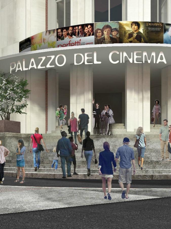 Milano, il nuovo cinema Anteo? È la sala cinematografica del futuro: ristorante, divani, nursery e film on demand