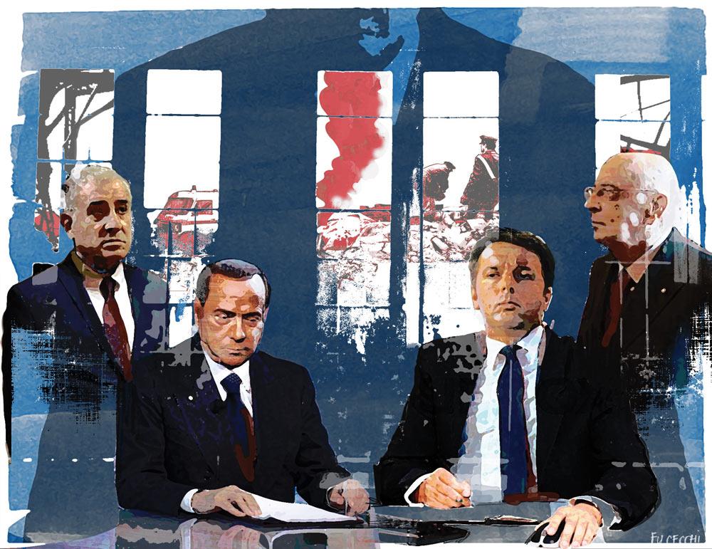 """""""La mafia non spara più: i politici se li compra"""""""
