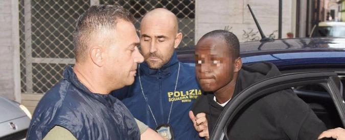 Stupri Rimini, il pm chiede 14 anni e mezzo di carcere per Guerlin Butungu