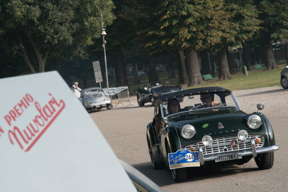 Scatta il Gran Premio Nuvolari