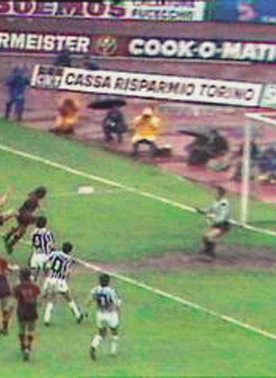 1981, il gol di Turone era regolare? Ancora non si sa