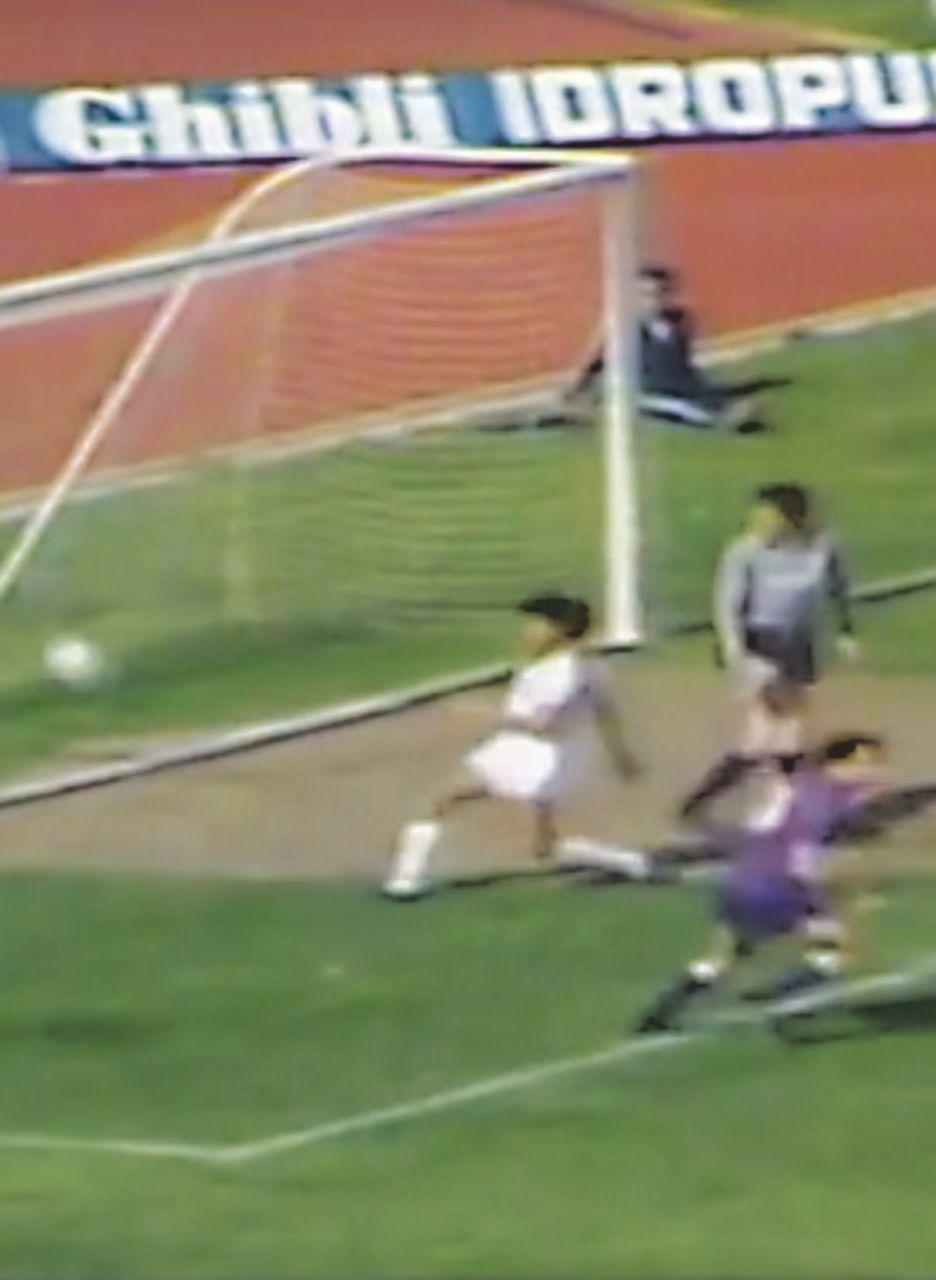 1982, lo scudetto sfiorato dai Viola con Graziani