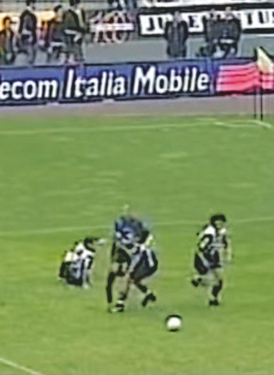 1998, il penalty su Ronaldo mai concesso in Juve-Inter