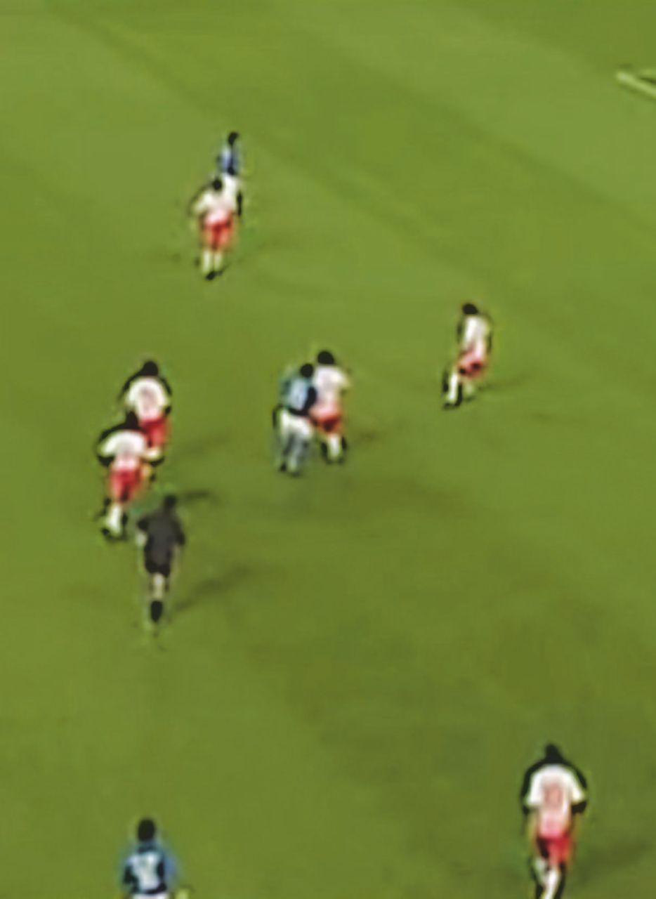 2002, l'arbitro Moreno e lo scandalo italico