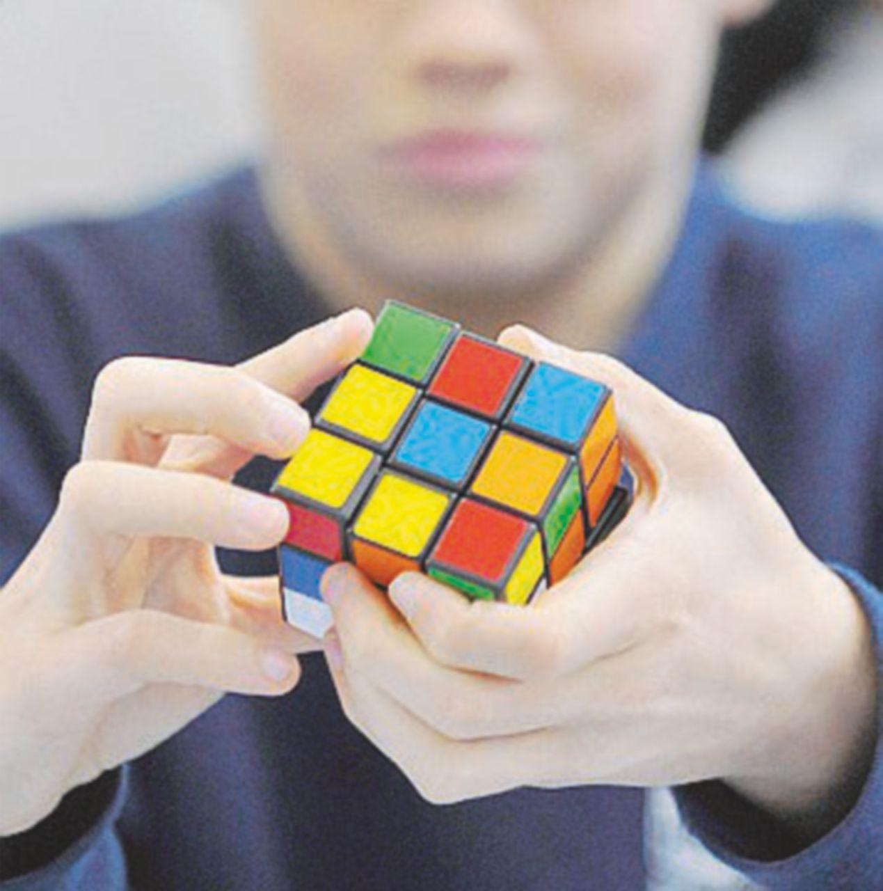 È ungherese il rompicapo al cubo (di Rubik)