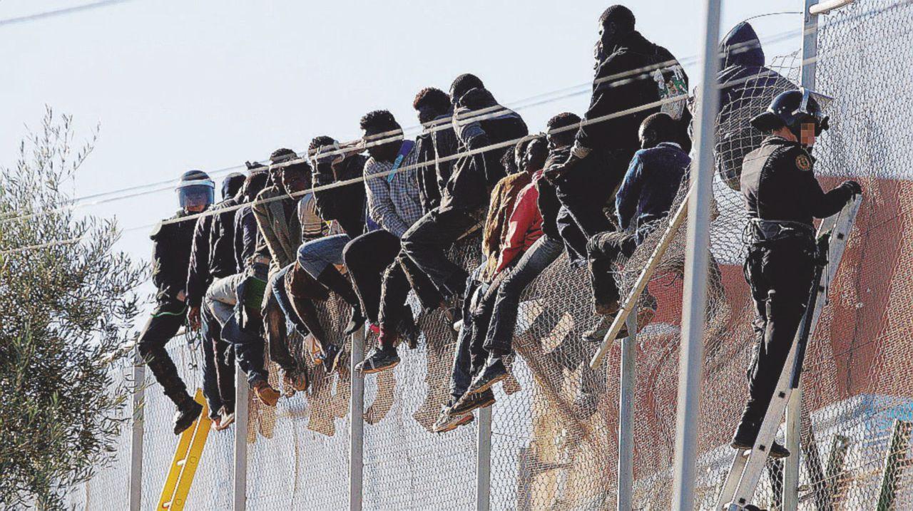 """""""Migranti, i trafficanti hanno ripreso le piste marocchine"""""""