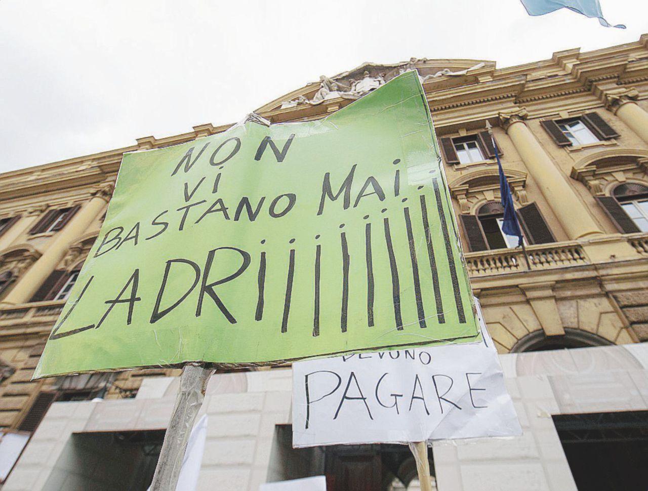 L'inchiesta per bancarotta che fa tremare Bankitalia