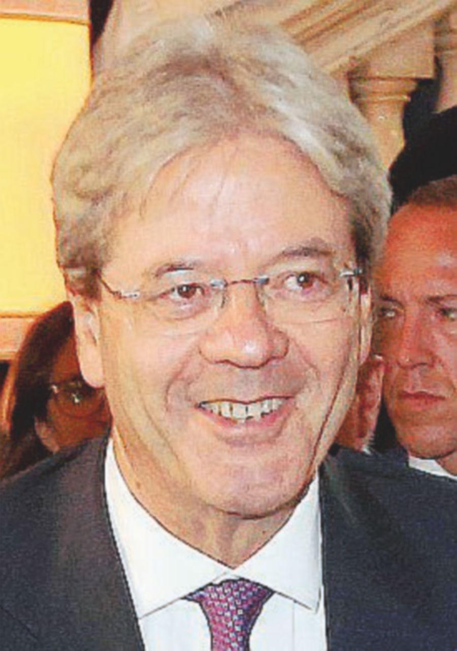"""Gentiloni si sente ottimista: """"Il peggio della crisi alle spalle"""""""