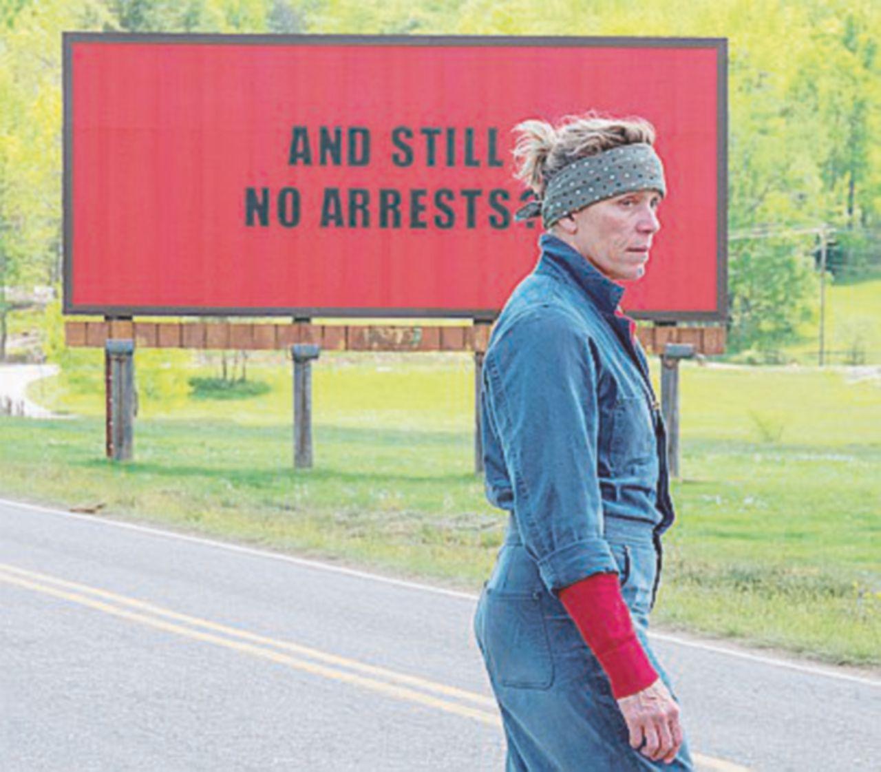 """""""Three Billboards"""": la pellicola che i Coen sognano di fare da anni è di McDonagh"""