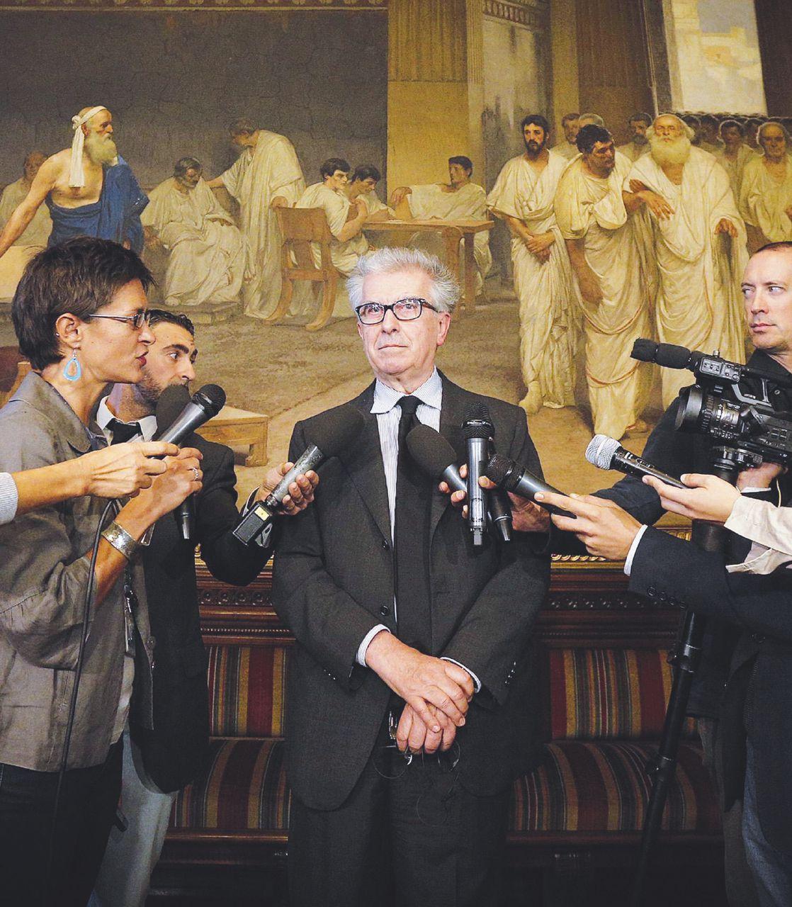 In Edicola sul Fatto Quotidiano del 5 settembre: Il Pd riscopre la Carta per salvare i vitalizi dalla legge voluta dal Pd