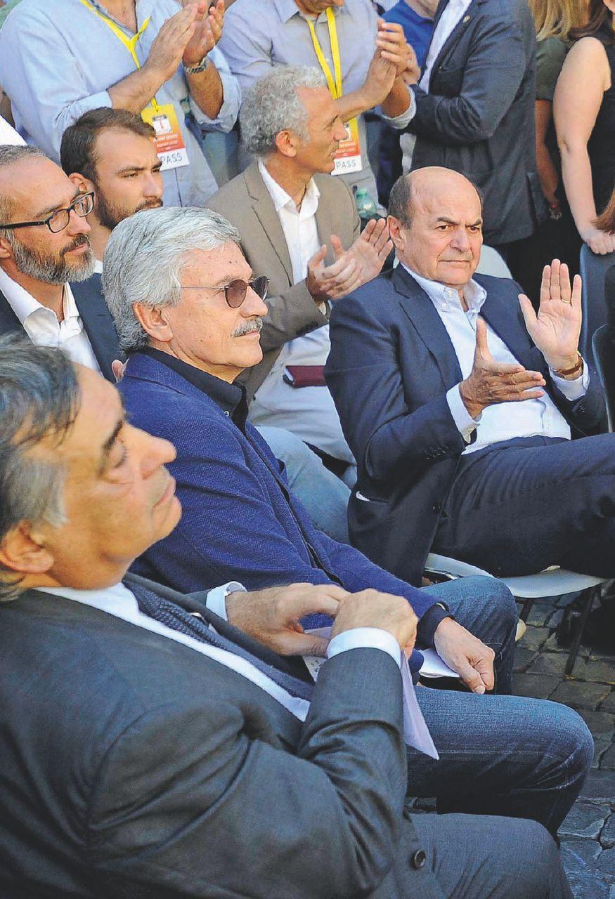 Tutti alla festa dell'Unità tranne Bersani e D'Alema