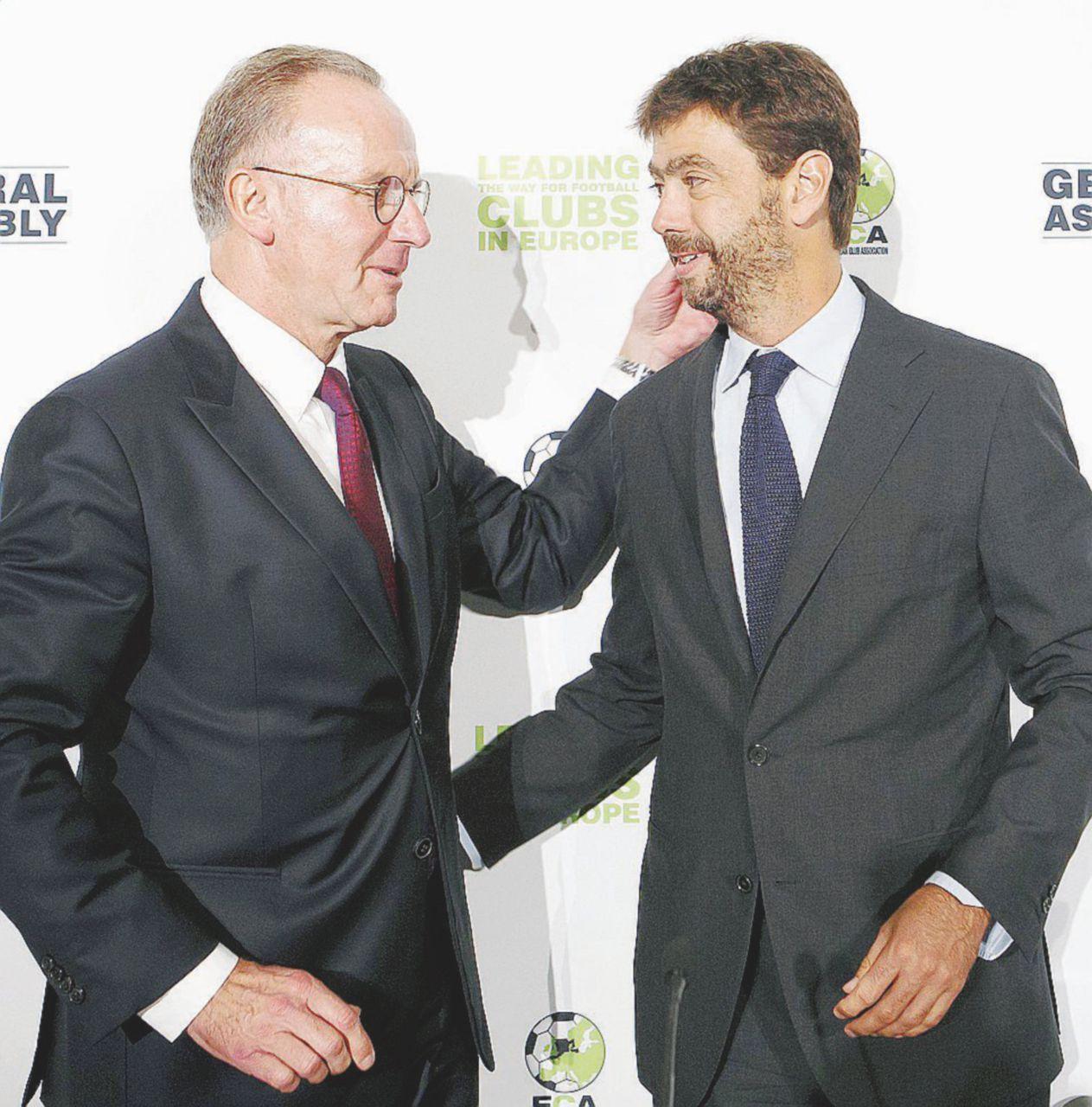 Agnelli alla guida del calcio europeo. Ma a rischio stop