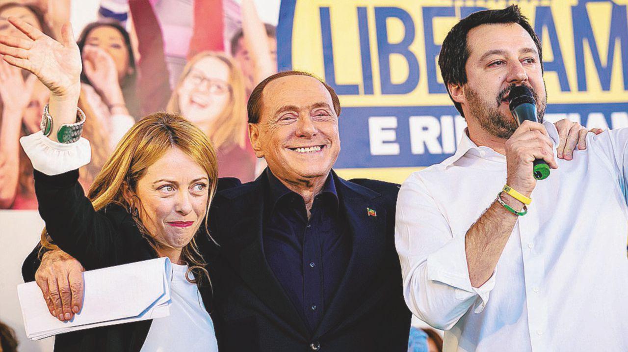 B. e Salvini: il teatrino dell'odio che non diventerà mai amore