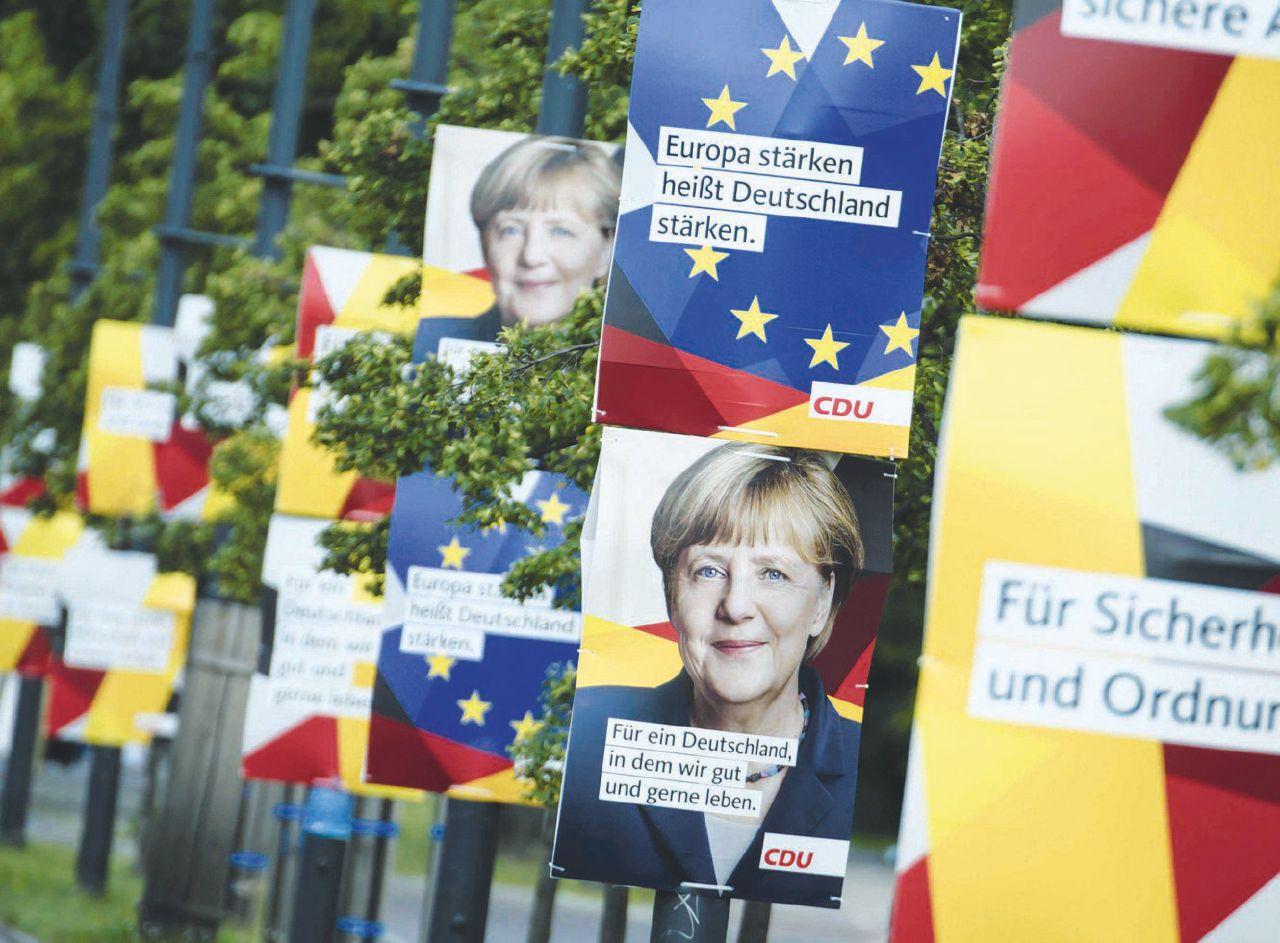 Dai vegani agli inquilini: l'urna tedesca è un Barnum