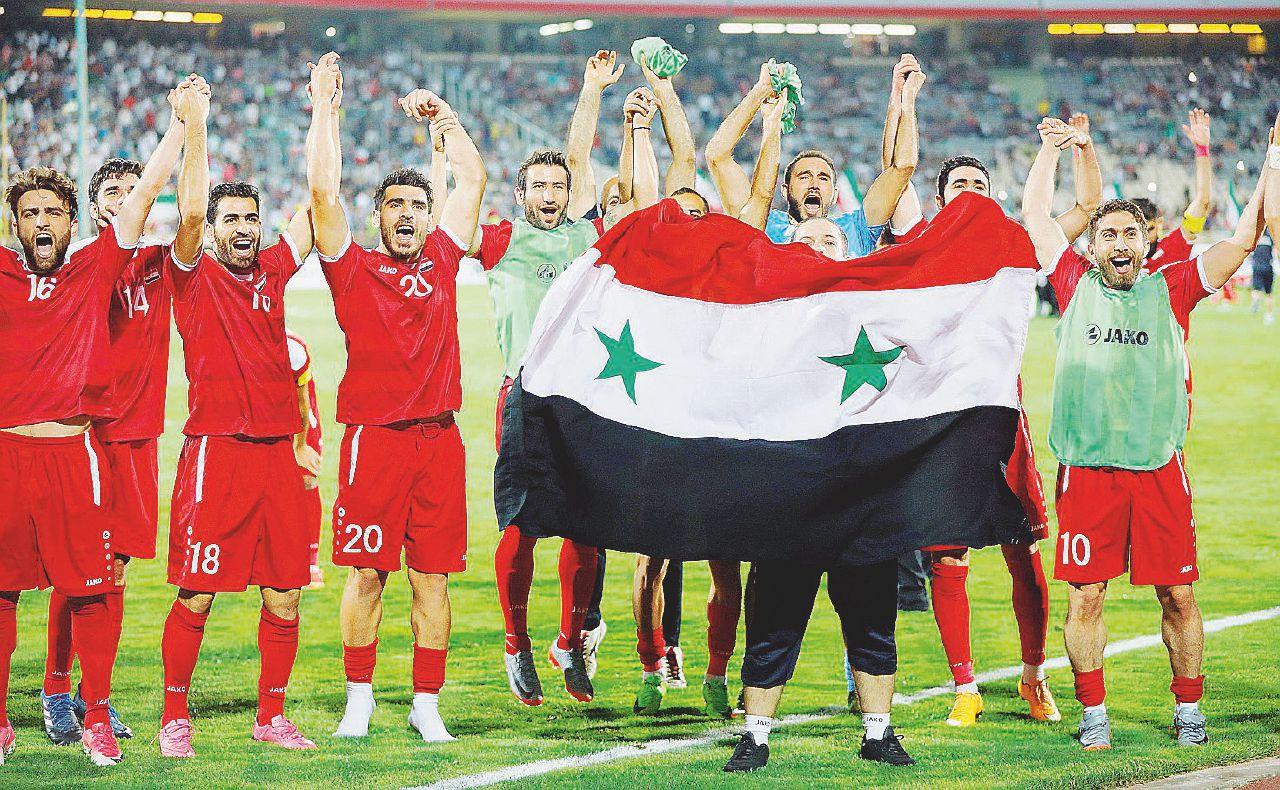 """Il ritorno dei """"ribelli"""": la Siria unita dal calcio sogna la sfida agli Usa"""