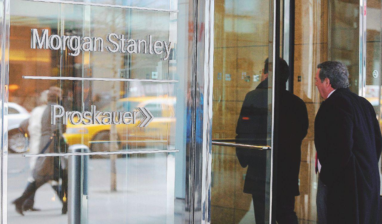 Derivati, Morgan Stanley prova a offrire le briciole