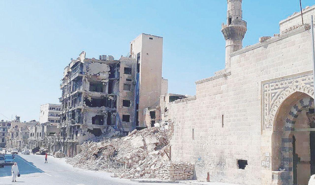 Assad e i fantasmi di Aleppo, tristi trofei della vittoria