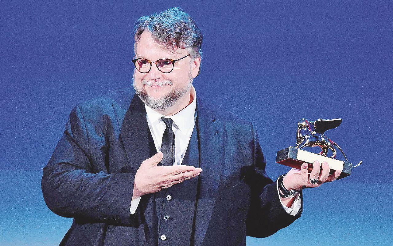 Del Toro e la sua bella favola conquistano il Leone d'oro