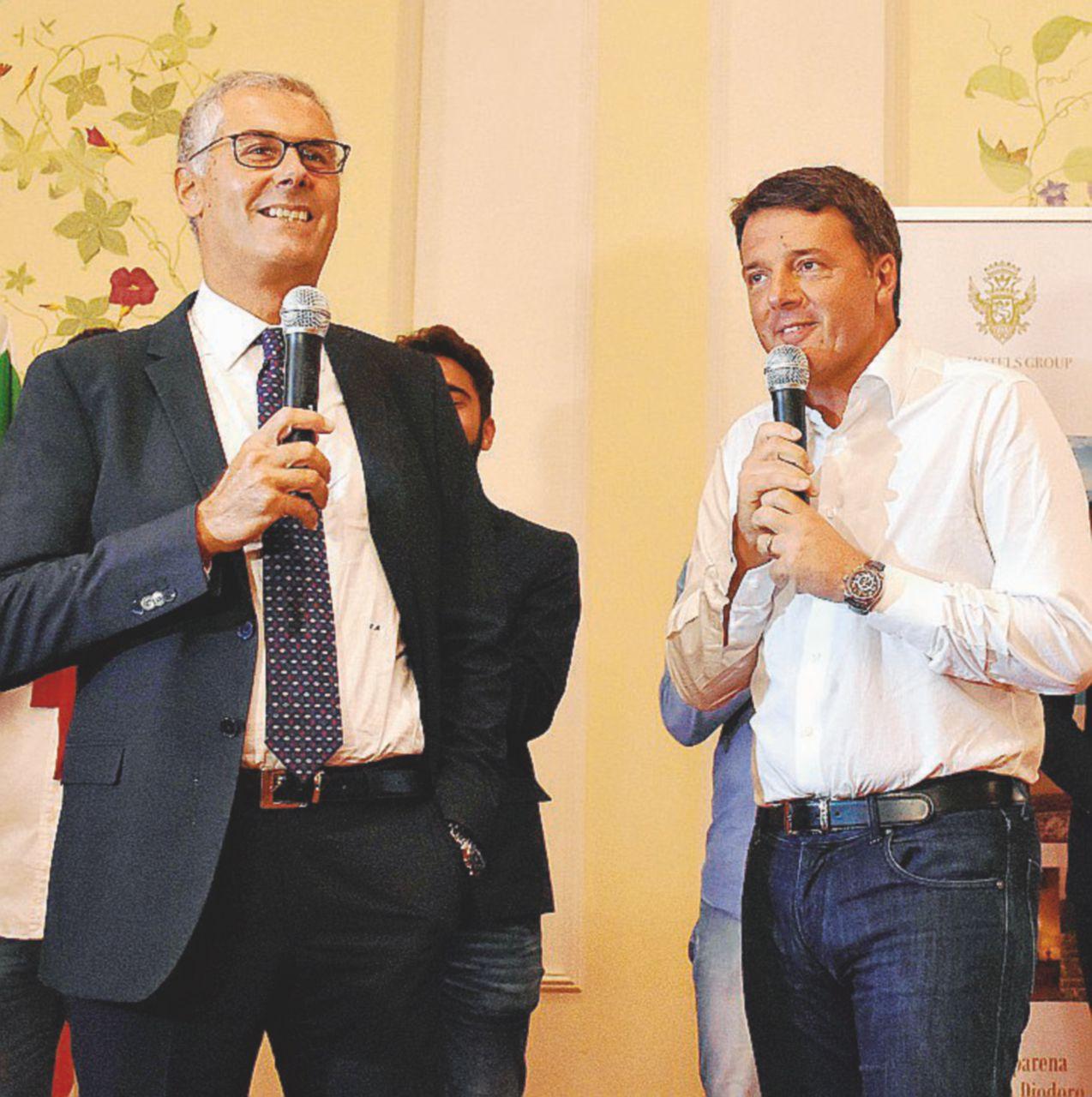 Sicilia, Renzi preoccupato: e se Micari è ineleggibile?