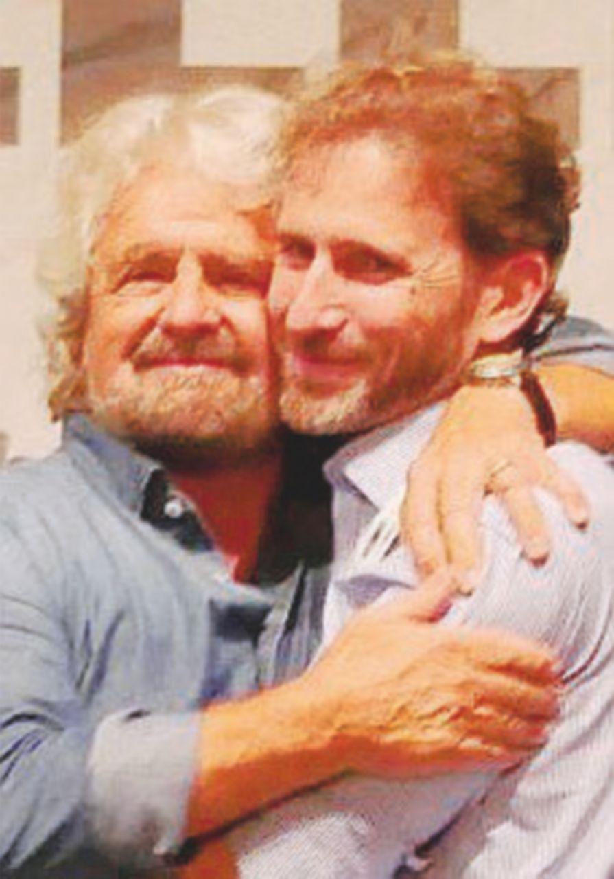 Grillo smentisce il gelo con Casaleggio: oggi parla in un video