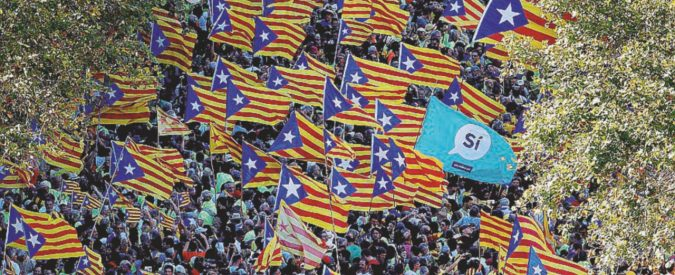 "Barcellona vota in piazza. ""Madrid ci dia le urne"""