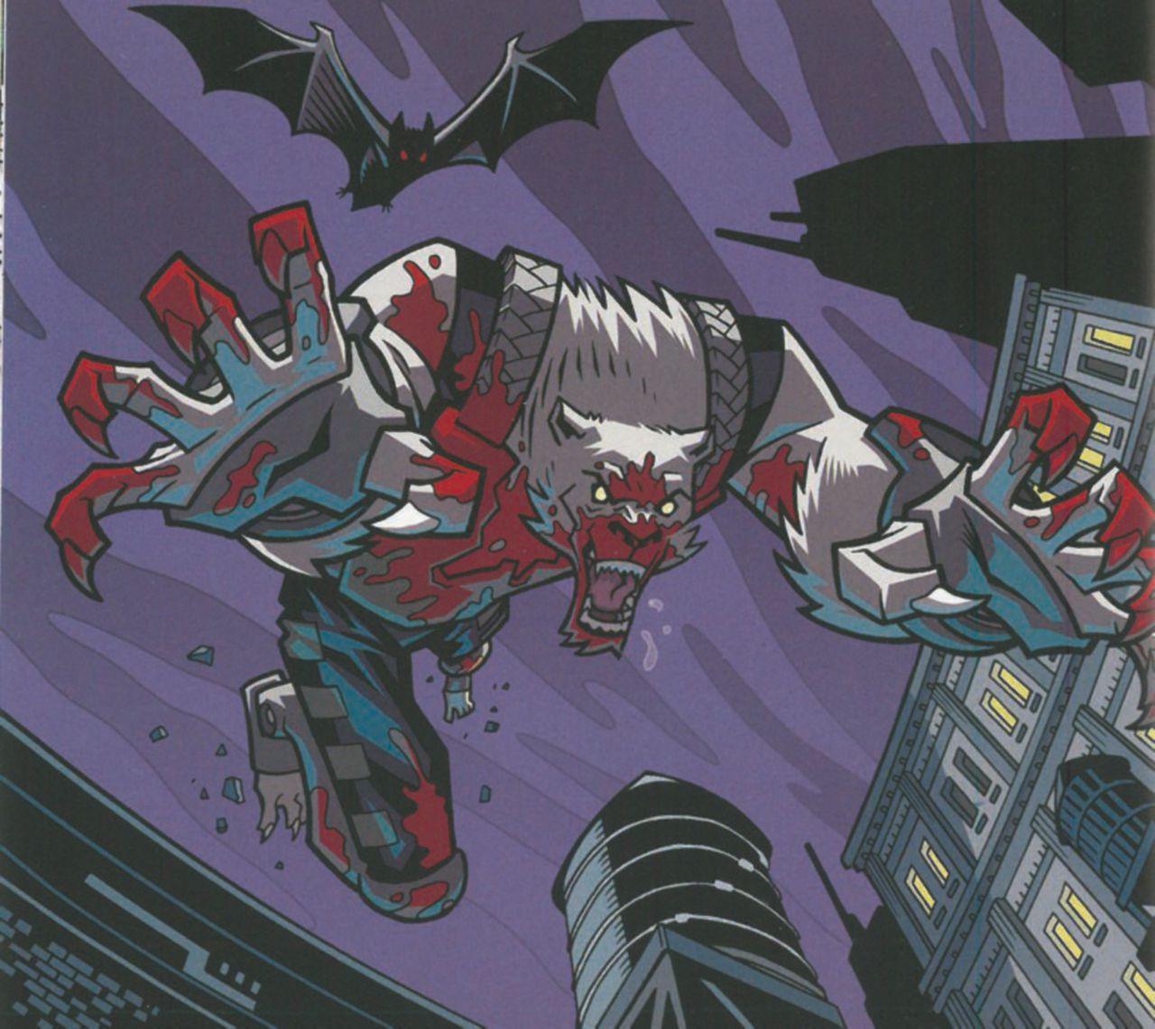 Wolf-Man, il metafumetto di Kirkman: l'ultima possibilità di essere originali è usare i clichè