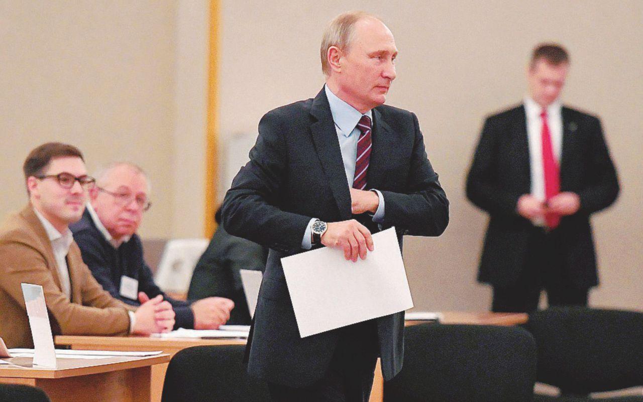 Putin l'immortale ancora candidato per superare Stalin