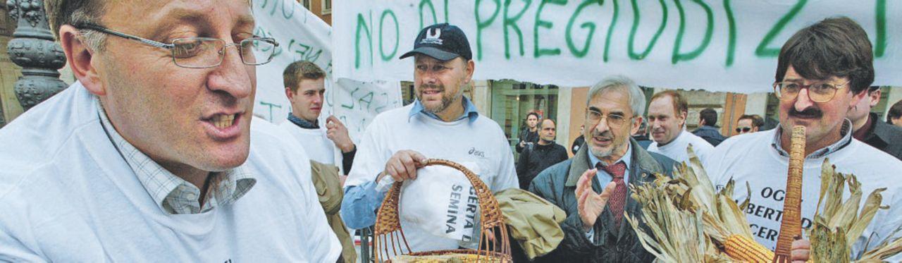 """L'agricoltore friulano:  """"Ho vinto la battaglia, lo Stato mi risarcisca"""""""
