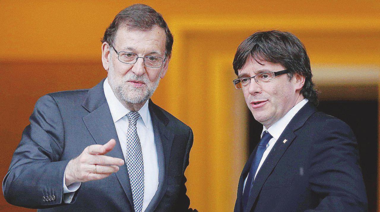 Dai postini ai magistrati. Madrid blocca la Catalogna
