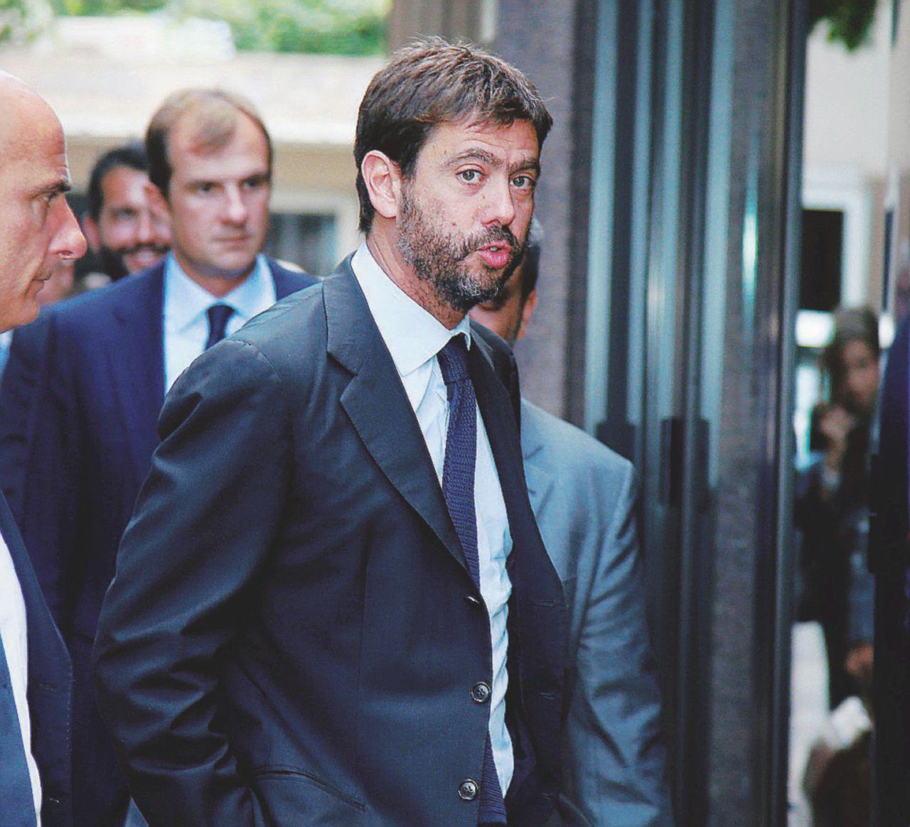 """""""È colpa di Agnelli"""": la Figc chiede 30 mesi di squalifica"""