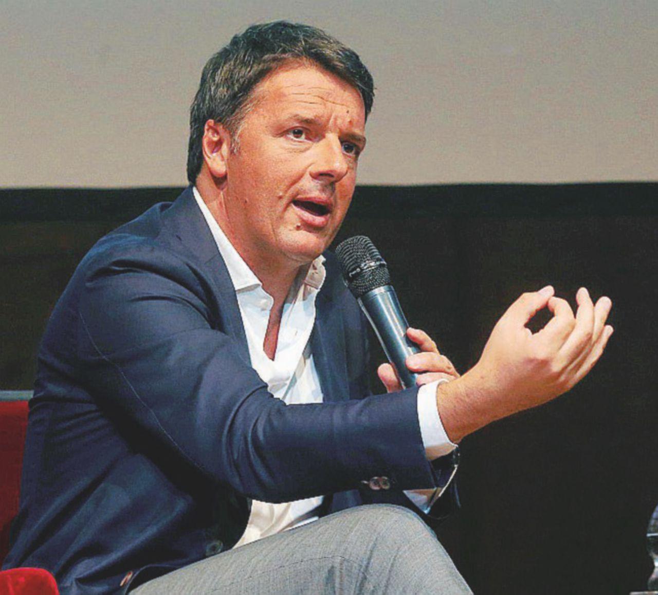 """E Renzi fa il signore: """"Ho fiducia nei giudici"""""""