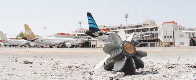 """Aeroporto da fare: la Libia """"caccia"""" le imprese italiane"""
