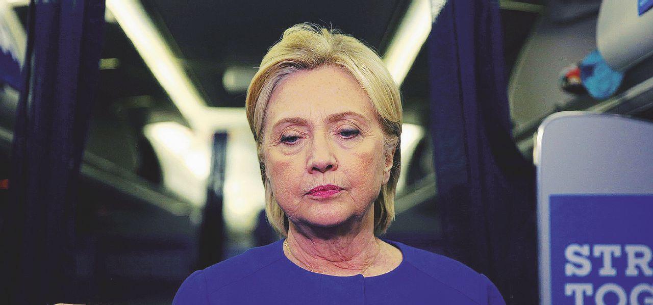 Anatomia di un disastro: lo sfogo femminista di Hillary
