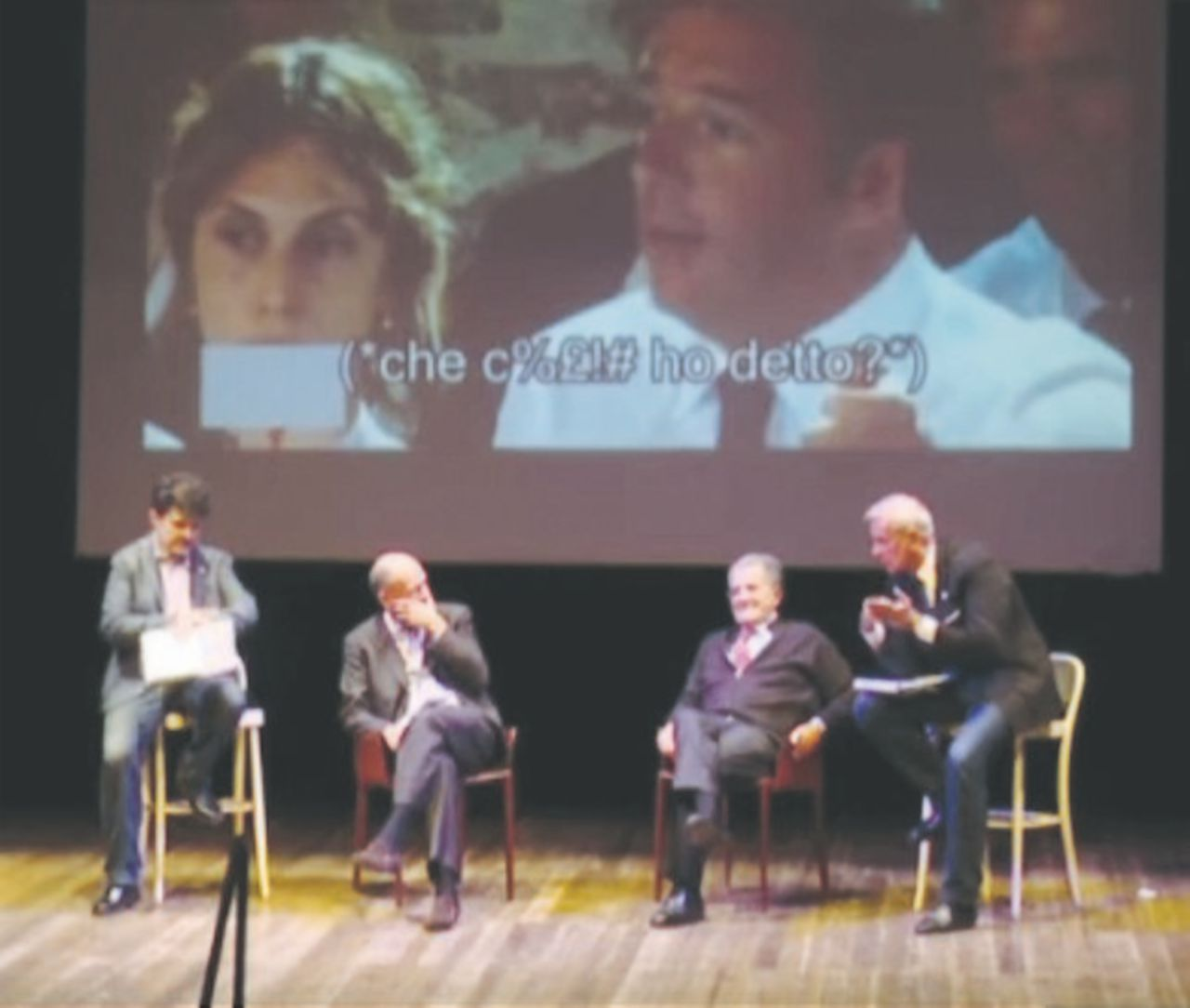 Prodi-Letta, l'asse delle risate anti-Matteo
